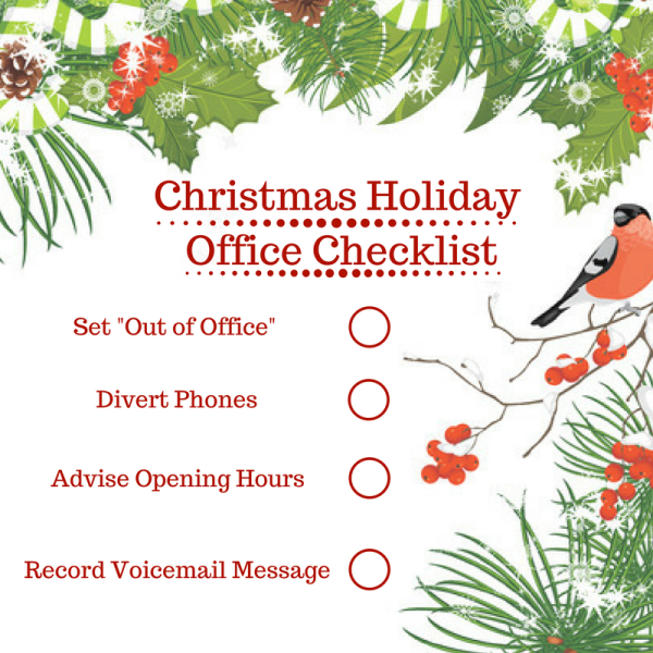 Robin - Office Checklist - 4