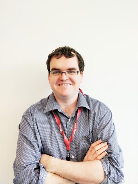 Simon Hall - Technical Support